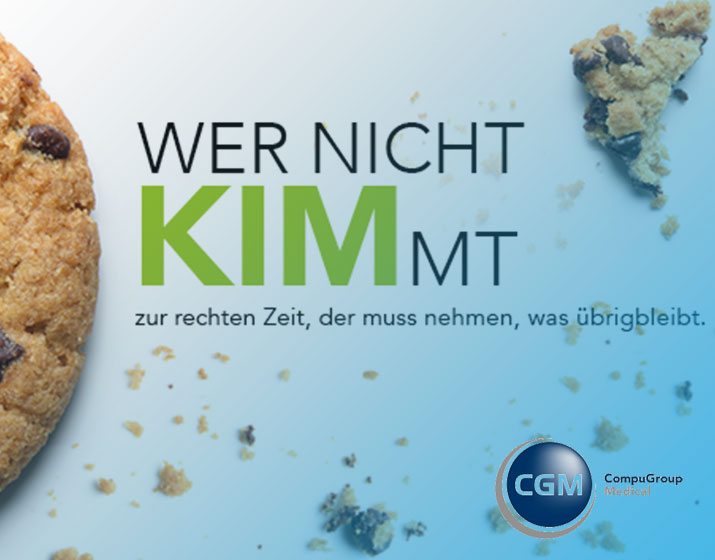 KIM <br> Kommunikation im Medizinwesen